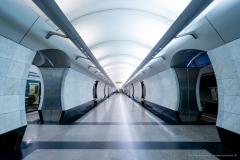 Metro, Mezhdunarodnaya, Moskau