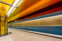 Candidplatz, Metro, München