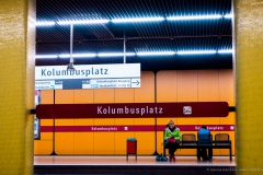 Kolumbusplatz, Metro, München