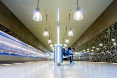 Metro, Moosacher St.- Marins-Platz, München