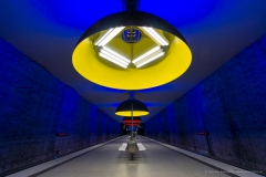 Metro, München, Westfriedhof