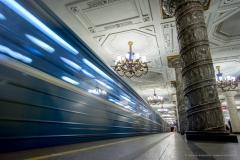 Avtovo, Metro, St. Petersburg-2