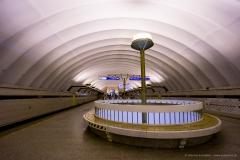 Metro, Sportivnaya, St. Petersburg